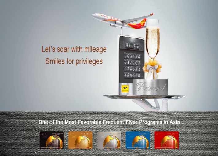 5 Reasons to Sign-Up for the Privilege Membership of an Airline
